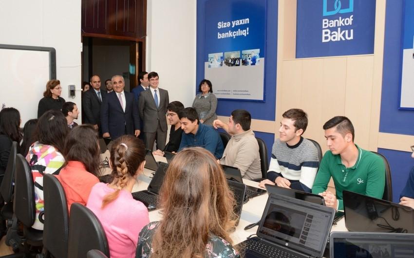 Bank of Baku ADİU-nun tələbələri üçün təqaüd proqramı təsis edib