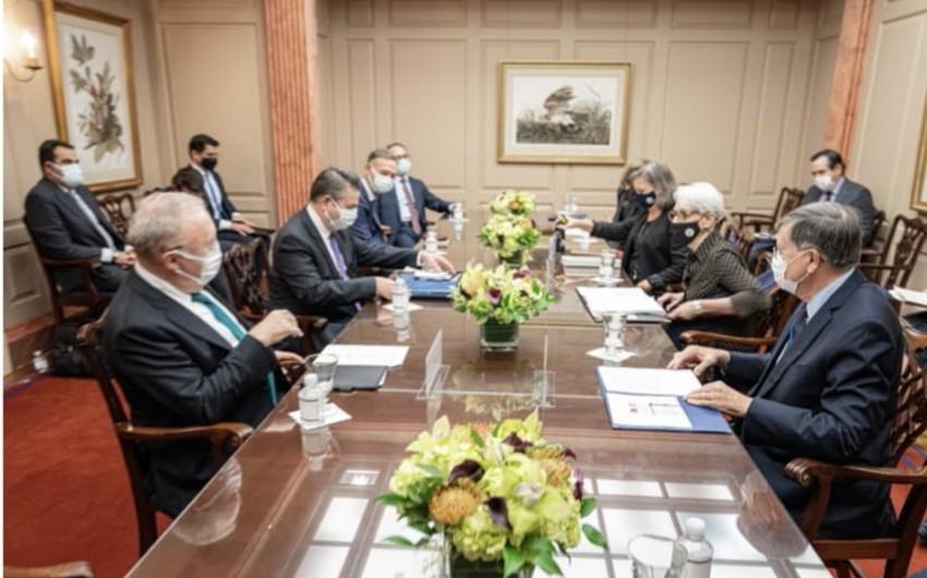 Turkish, US officials discuss South Caucasus