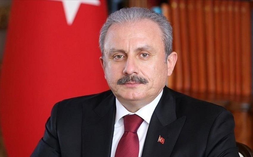 Mustafa Sentop: We will accelerate our work for peace in region