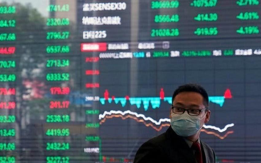 Çin iqtisadiyyatı 28 ildən sonra ilk dəfə kiçilib