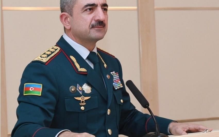 Elçin Quliyev: Bu il xarici xüsusi xidmət orqanları ilə əlaqədə şübhəli bilinən 19 nəfər müəyyənləşdirilib