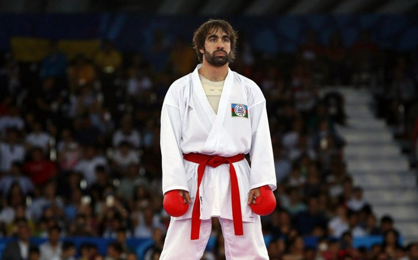 Rafael Ağayev Karate1 Premyer Liqa turnirində finala yüksəlib