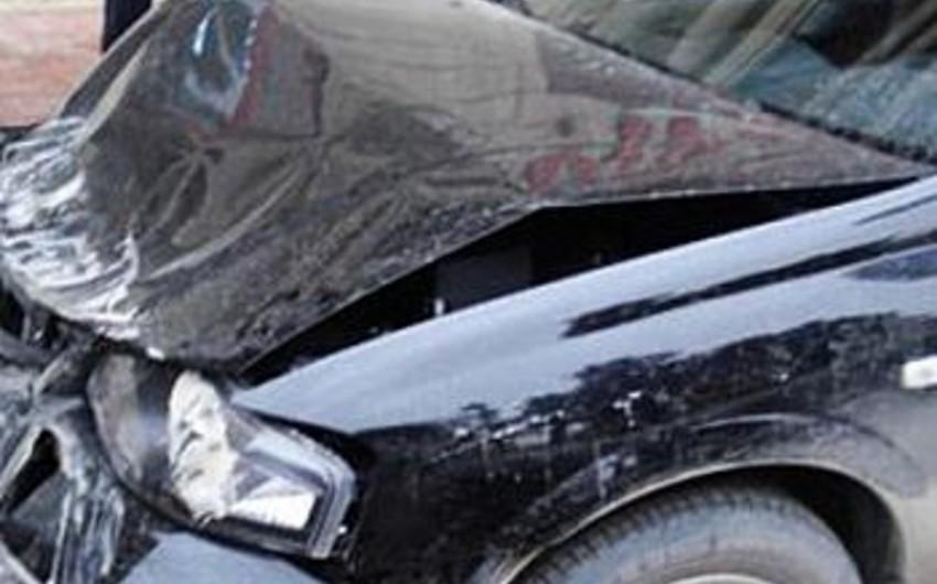 В Имишли произошло тяжелое ДТП: погиб 1, ранено 4 человека