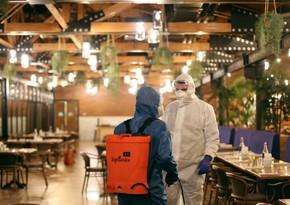 Tbilisinin 120-dən çox restoranı çatdırılma xidmətini dayandırır