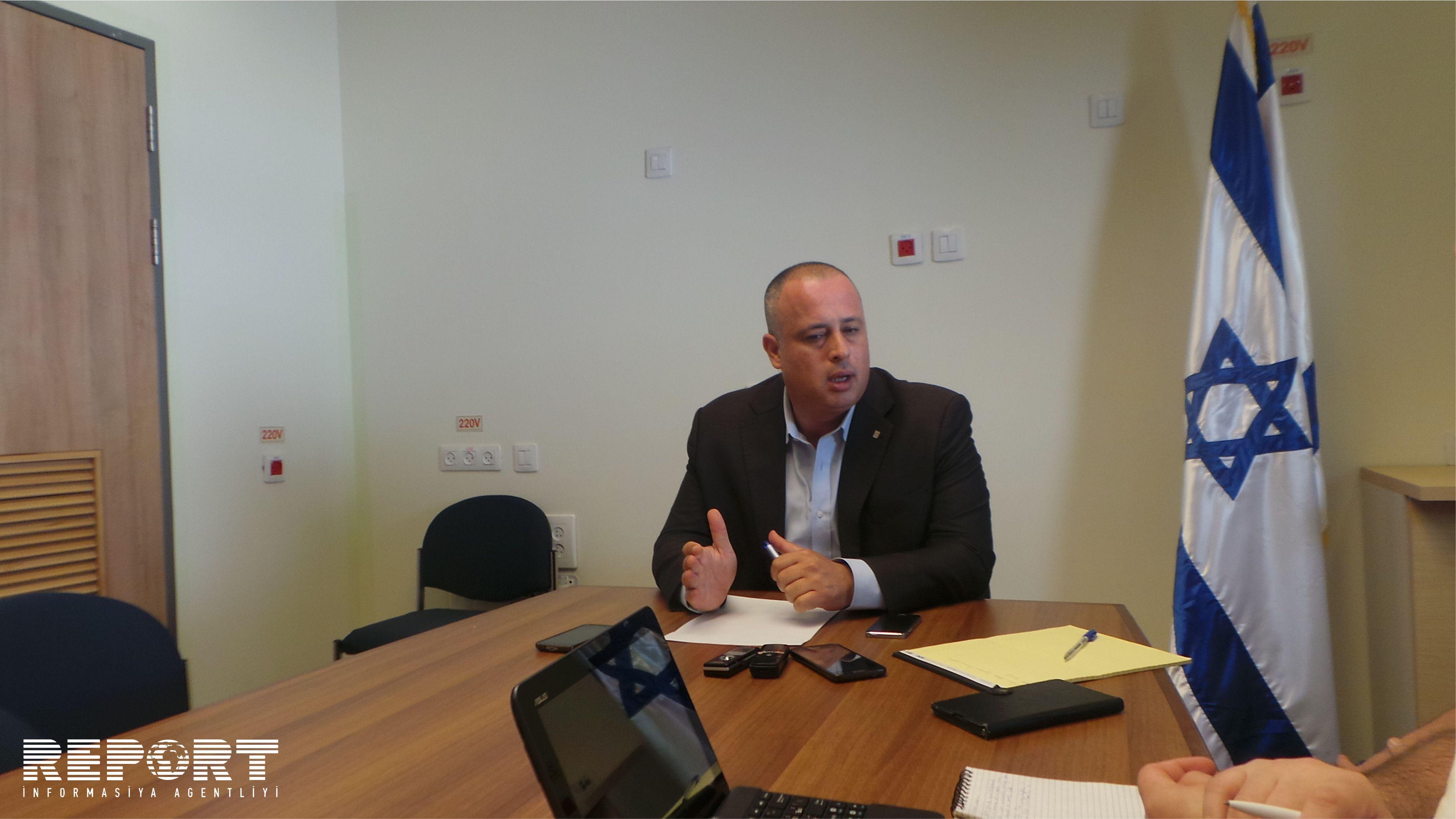 Вице-спикер Кнессета Израиля: Мы рады иметь такого союзника как Азербайджан
