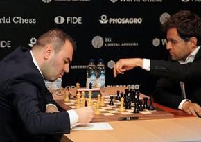 Тур чемпионов: Мамедъяров сразится с Ароняном