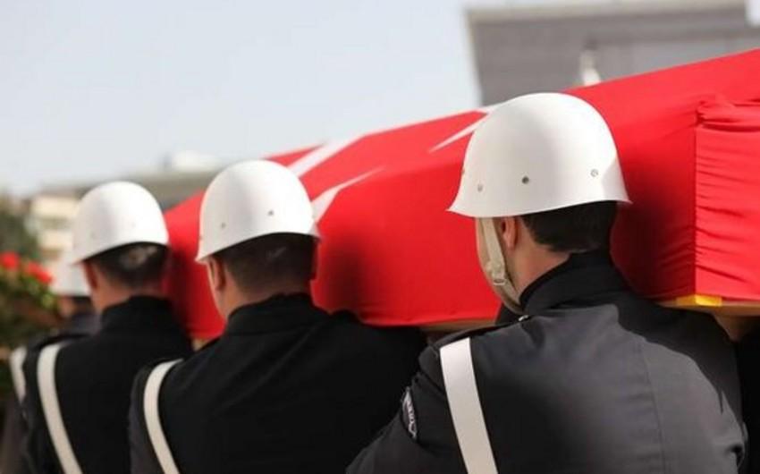 Suriyada Türkiyənin bir hərbçisi şəhid olub, 3-ü yaralanıb
