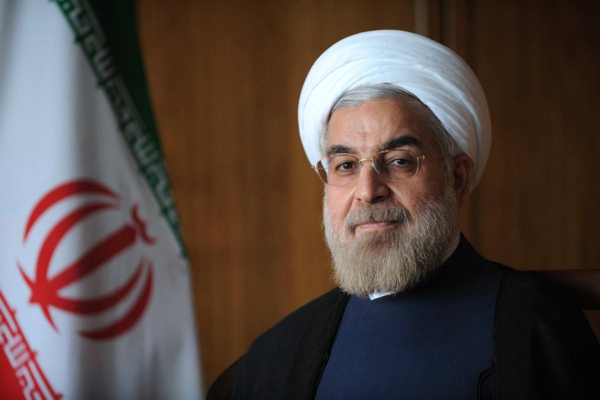 Президент Ирана прибыл с официальным визитом в Азербайджан