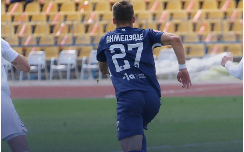 Azərbaycanlı futbolçunun klubuna transfer qadağası qoyuldu