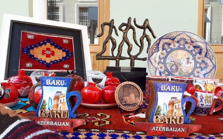 Bakı Tbilisi şəhər festivalında geniş pavilyonla təmsil olunub - FOTO