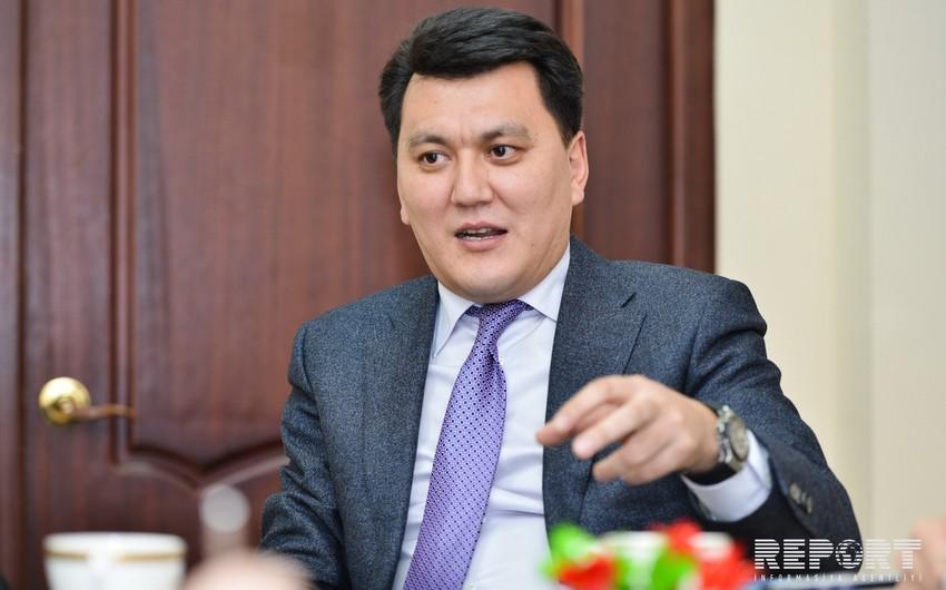 Yerlan Karin: Qərbin Rusiyaya qarşı sanksiyaları Qazaxıstana təsir göstərir