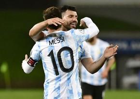 ЧМ-2022: Сборная Аргентины с Месси обыграла Перу