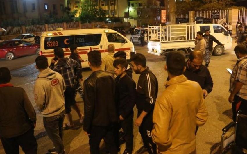 İranda zəlzələ nəticəsində 70 min insan evsiz qalıb