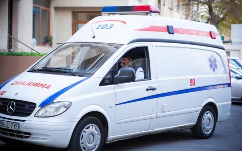 Sumqayıtda iki qadın piyadanı avtomobil vurub