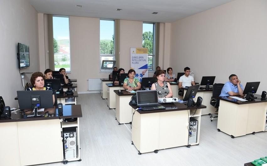 """Azərsu ASC Regional Təlim-İnkişaf Proqramı-2"""" çərçivəsində yeni layihənin icrasına start verib"""
