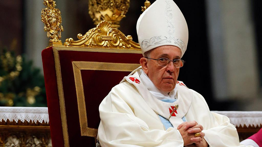 Sabiq Roma Papası -