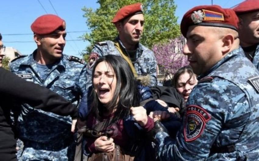 Ermənistanda Manvel Qriqoryanın azadlığa buraxılmasına qarşı etiraz edirlər