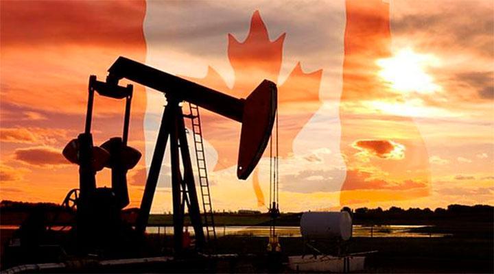 Kanada aktiv neft quyularının sayı artmağa başlayıb