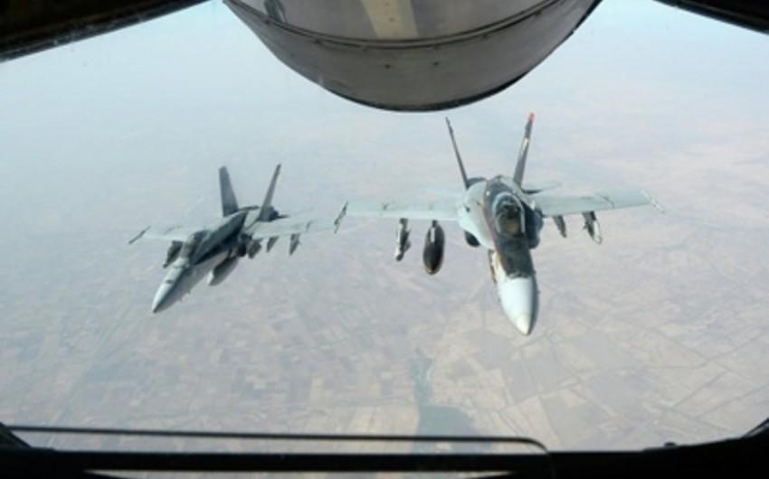 Koalisiya İŞİD-in mövqelərinə 26 aviazərbə endirib