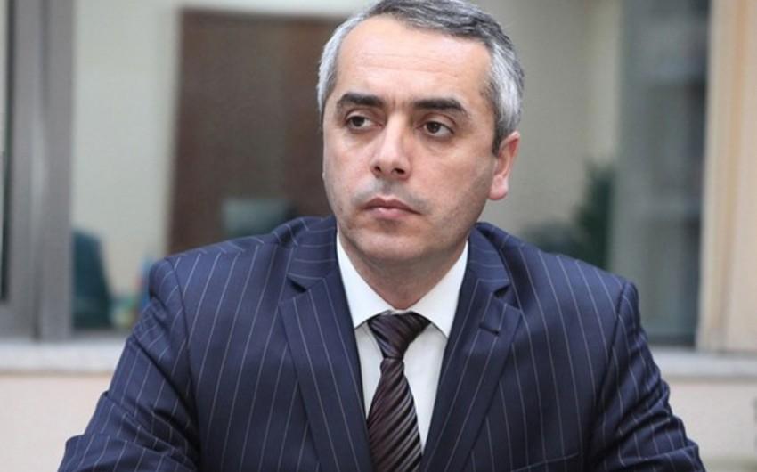 Elman Babayev universitetin sözçüsü təyin olunub