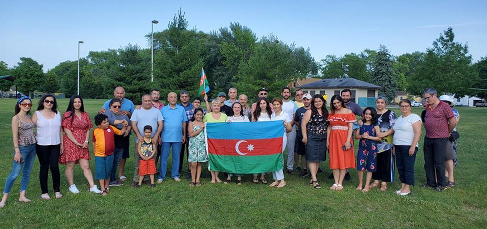 ABŞ-da İllinoys Azərbaycan Xeyriyyə Cəmiyyəti təsis edilib