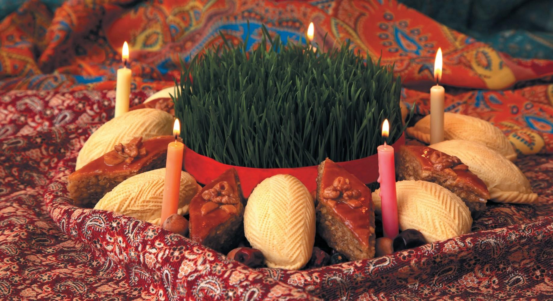 Azerbaijan celebrates the Last Tuesday before Novruz