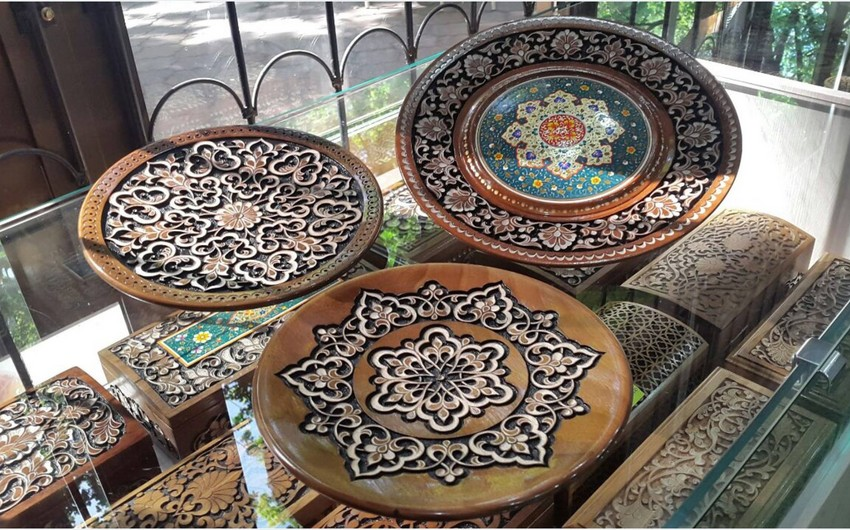 Baku to host exhibition of Uzbek arts and crafts and folk art