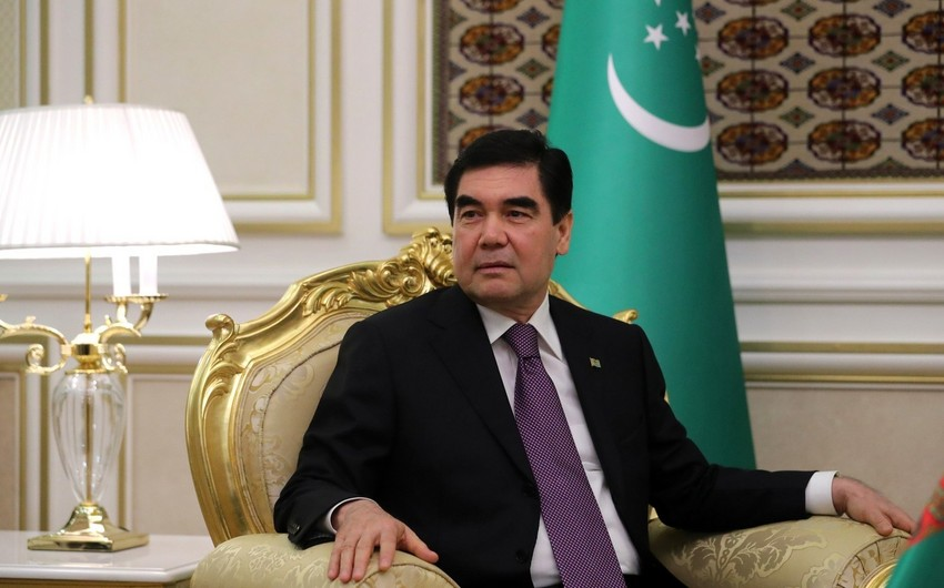 Президент Туркменистана и глава АБР обсудили строительство трубопроводов на Каспии