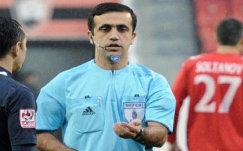 Azərbaycan Premyer Liqasında XXI turun oyunlarına hakim təyinatları açıqlanıb
