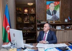 DGK ilə BMT-nin İnkişaf Proqramı arasında əməkdaşlıq məsələləri müzakirə edilib