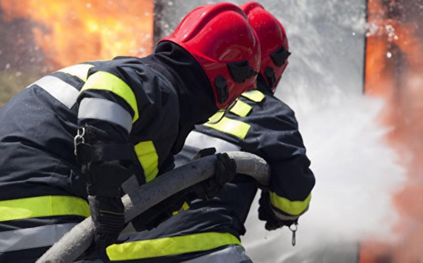 В Нур-Султане 20 человек пострадали при пожаре в общежитии - ВИДЕО
