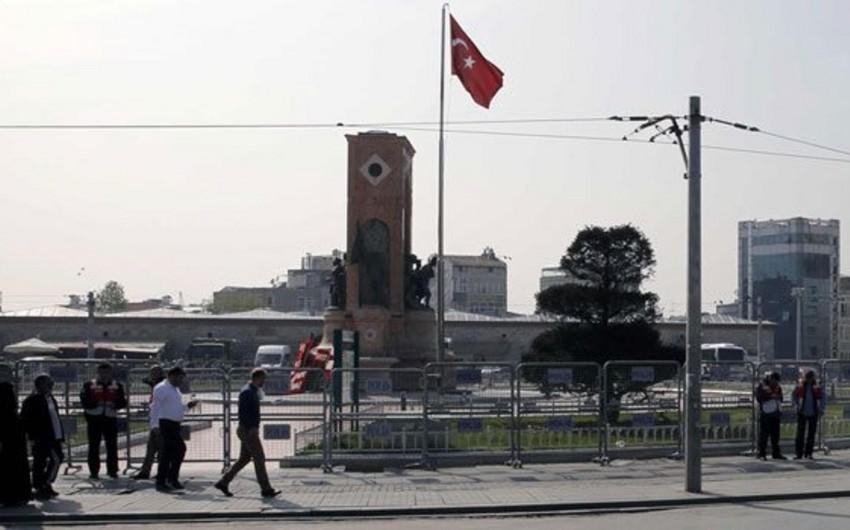 İstanbulda 203 nümayişçi saxlanılıb