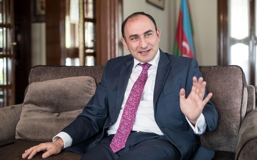 Azərbaycan diplomatı Meksika mətbuatında erməni təcavüzünü işfa etdi