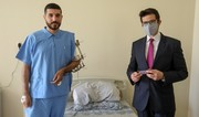 Israeli doctors help treat over 100 Azerbaijani Karabakh war veterans