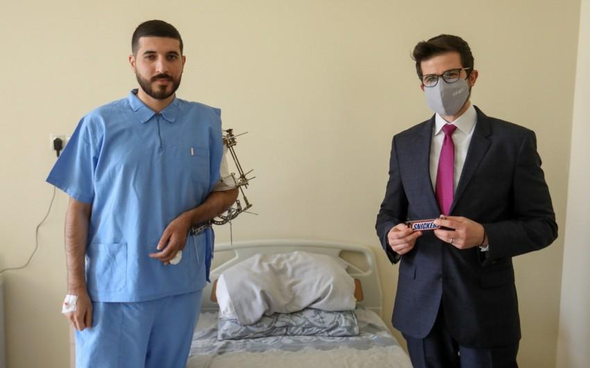 Израильские врачи оказали помощь в лечении более 100 ветеранов