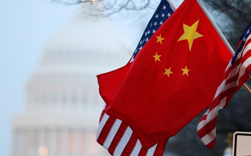 Çinlə ABŞ arasında diplomatik gərginlik artır