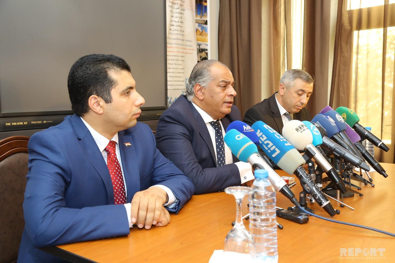 Посол: Египет и Азербайджан будут наращивать политическое сотрудничество