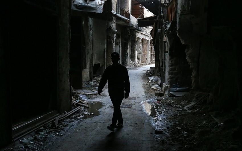 Hələb şəhərinin atəşə tutulması nəticəsində avqustda 100-dən çox dinc sakin öldürülüb