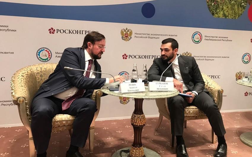 Səməd Qurbanov: Azərbaycanla Rusiya arasında turizm alyansı yaradılacaq