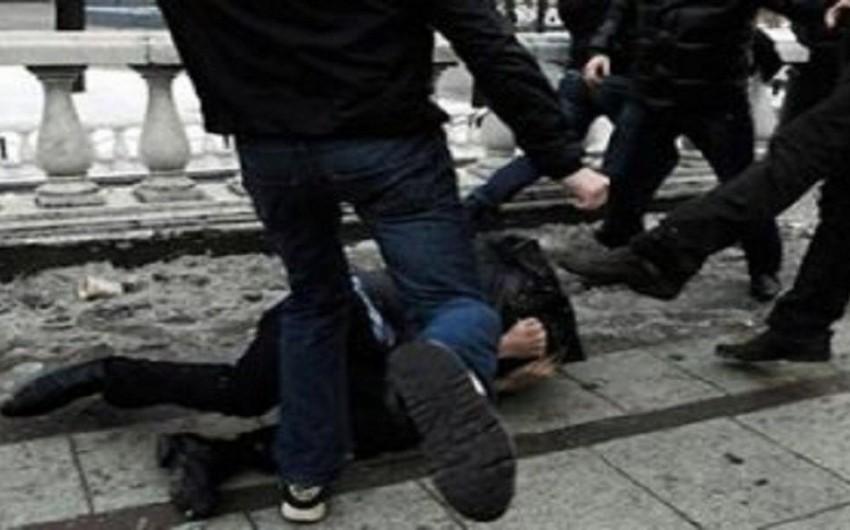 Rusiyada azərbaycanlı kütləvi davada öldürülüb - VİDEO