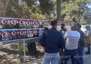 В Джалилабаде почтена память шехидов Отечественной войны