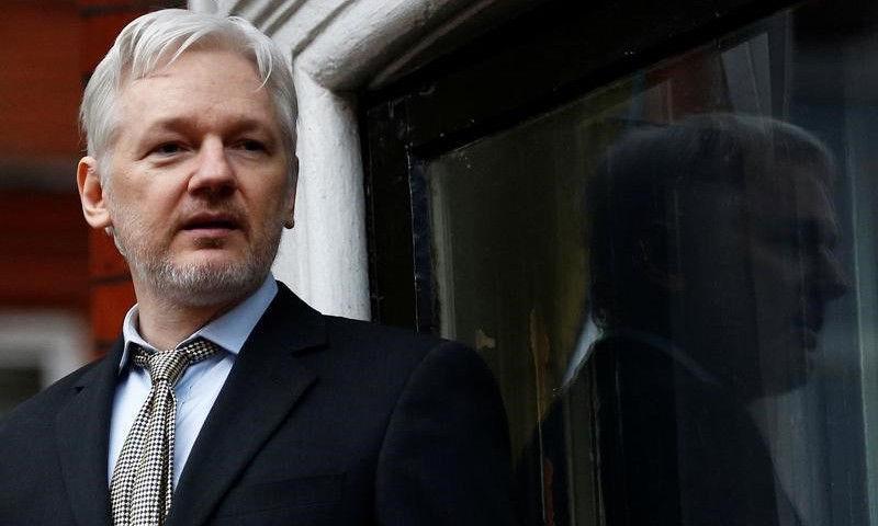 Assange's bid for diplomatic status rejected by Britain