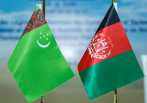 Turkmen, Afghan ministers discuss bilateral co-op