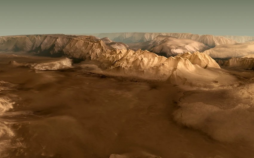 Heat and dust help evaporate Martian water into space, scientists say