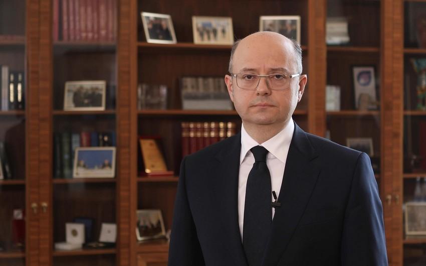 Pərviz Şahbazov: Ermənistan Avropanın enerji təhlükəsizliyini təhdid edir