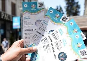 ЕВРО-2020: На первую игру в Баку продано более 16 тыс. билетов