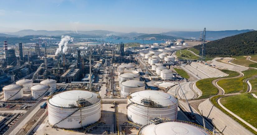 Avqustda STAR neft emalı zavodu xam neft idxalını 3 % artırıb