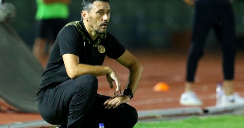 Duşan Kerkez: Qarabağla oyunlardan sonra mərhələ keçəcəyimizə inanıram