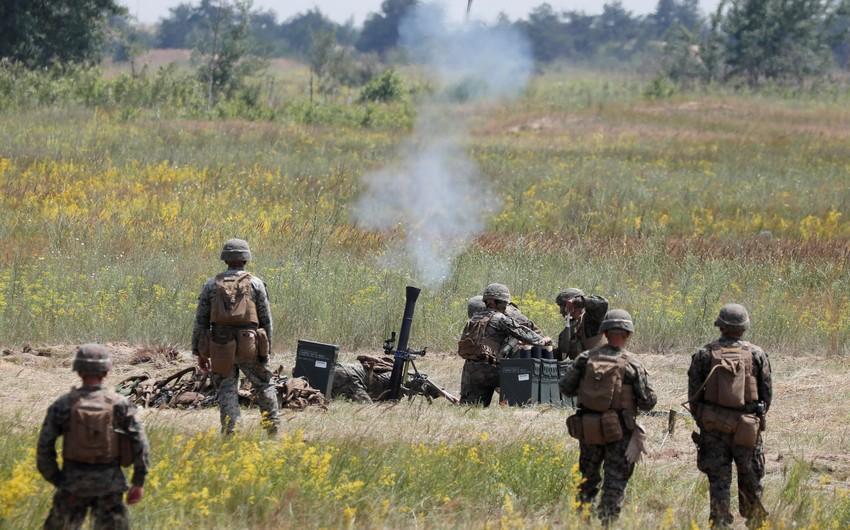 ABŞ, Polşa, Litva və Ukrayna birgə hərbi təlim keçirəcək