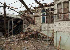 С утра армяне выпустили по Тертеру около 30 артиллерийских снарядов